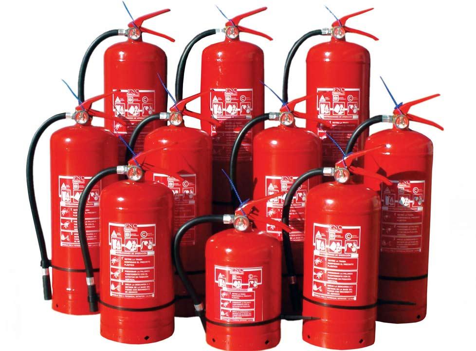 Novedades en material contra incendios